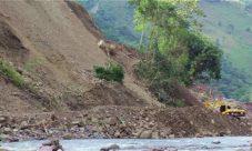 Erosión del suelo por deforestación